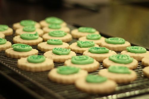 cookies confection bake