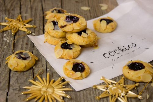 cookies christmas jam