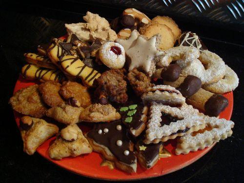 cookies christmas gingerbread