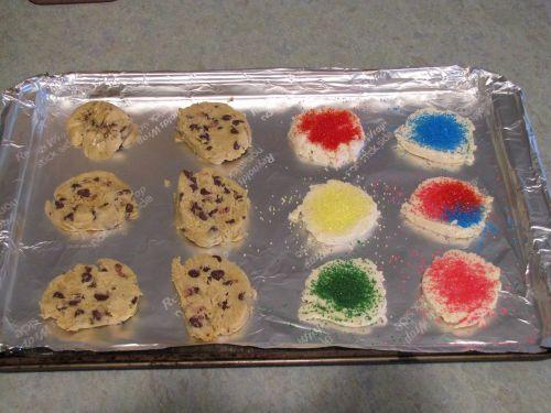 cookies sugar chocolate