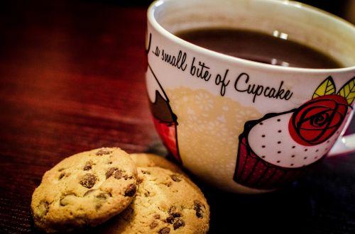 cookies coffee dessert