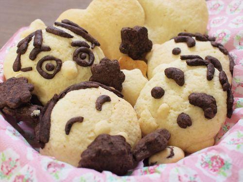 cookies family smile
