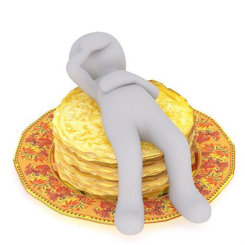 cooking pancake pancakes