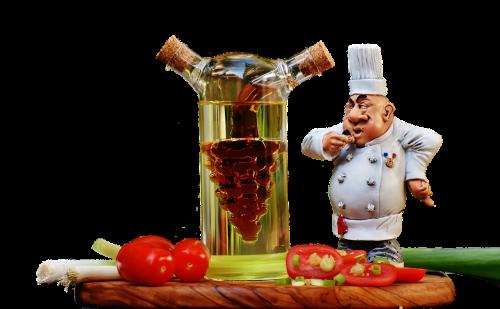 cooking figure vinegar