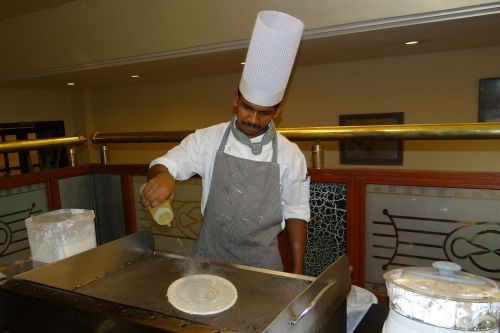 cooking cook dosa