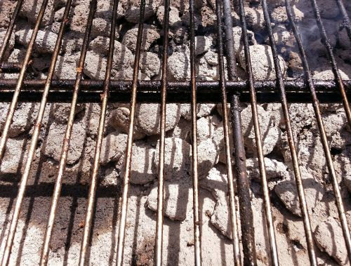 cooking grate charcoal bbq