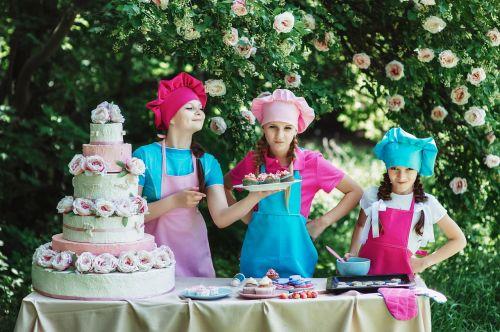 cooks confectioner children's