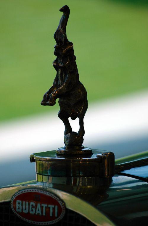cool figure bugatti brand emblem