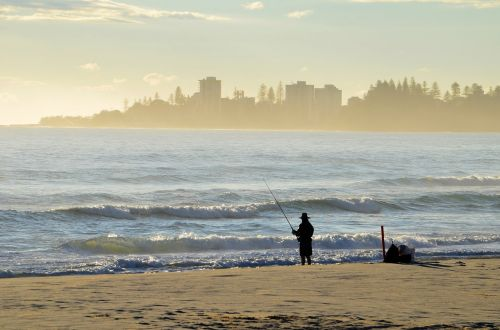coolangatta queensland beach