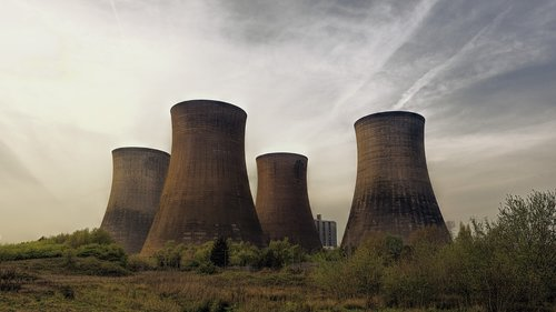 cooling towers  industry  cold