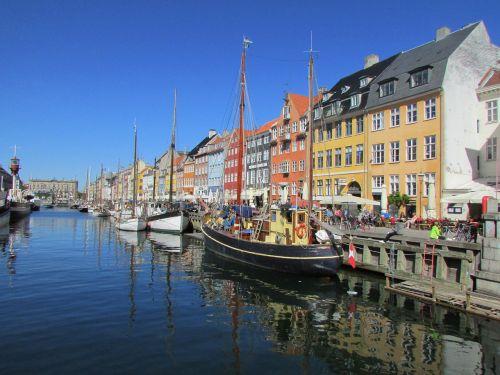 copenhagen city port