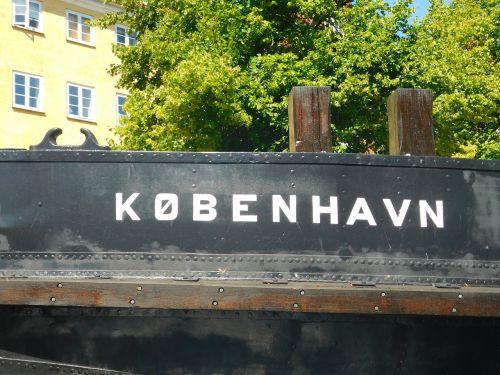 copenhagen denmark boat