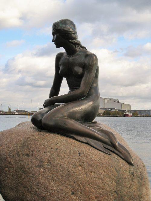 copenhagen little mermaid places of interest
