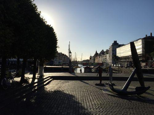 copenhagen nyhavn new harbor