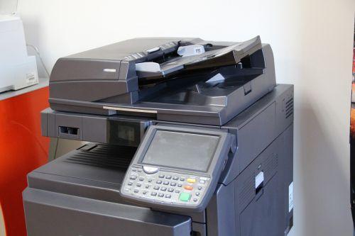 copier printer technology