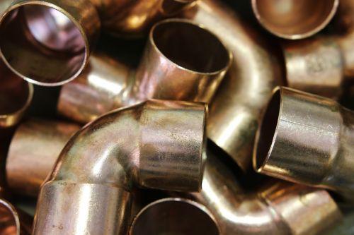 copper fittings plumbing