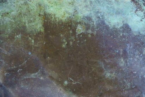 copper  sheet  oxidized