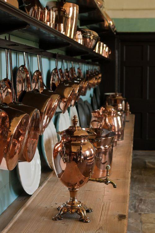 copper samovar copper utensils kitchen