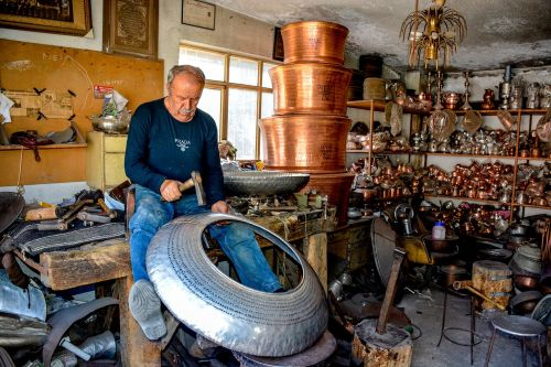 coppersmith of uta coppersmith craft