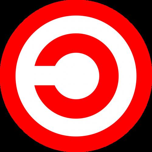 copyleft symbol sign