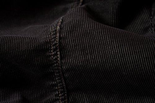 cord  fabric  brown