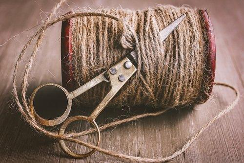 cord  hemp cord  bind
