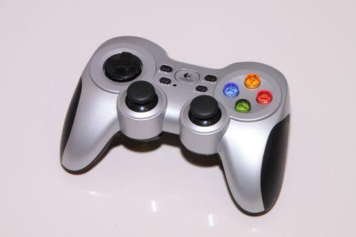 cordless f710 gamepad