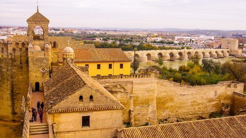 cordoba  city  andalusia