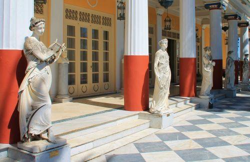 corfu palace achillion