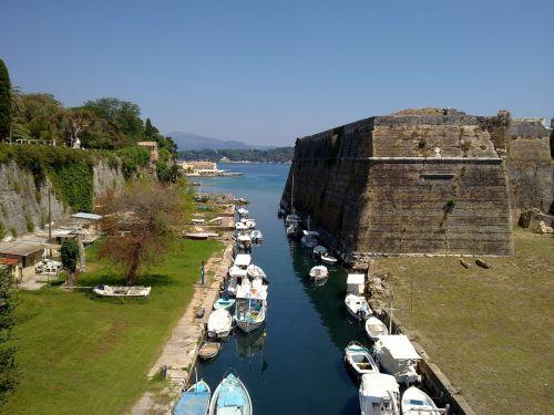 corfu holidays castle