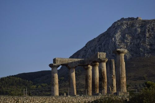 corinth greece story