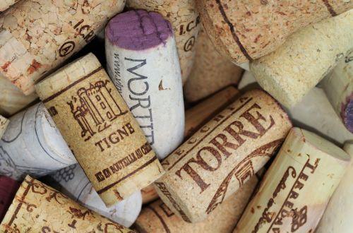 cork wine corks bottle corks