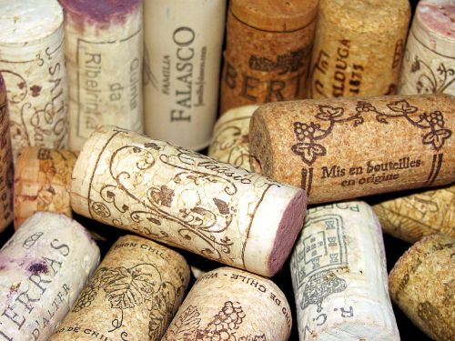 cork wine stopper cork stoppers