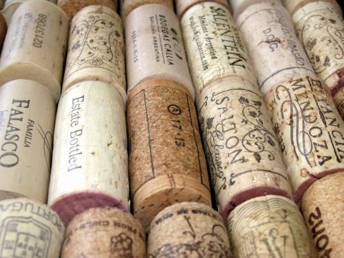 cork wine cork stoppers