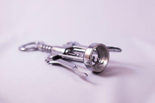 corkscrew cork kitchen utensils
