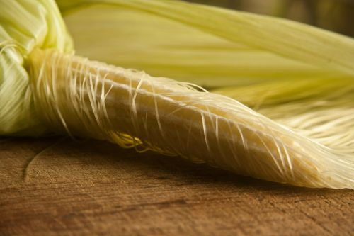 corn wrapping maize