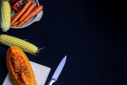 corn squash carrot