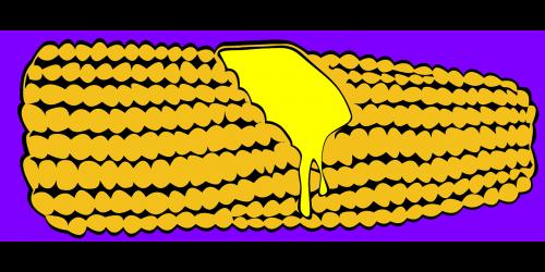 corn cob food