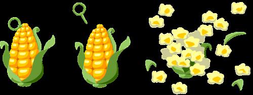 corn blast popcorn