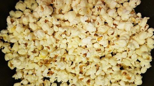 corn  popkorn  food