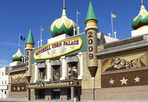 corn palace mitchell