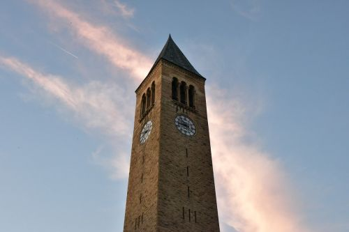 cornell the bell tower tower