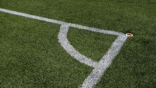 corner sports field