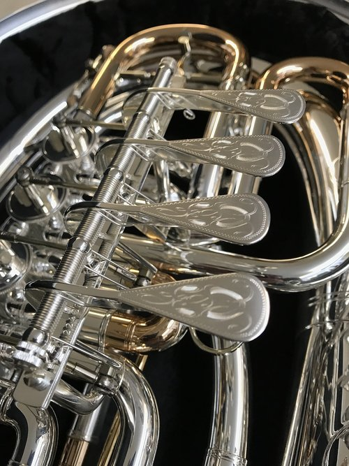 cornet  brass  instrument