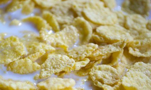 cornflakes breakfast muesli