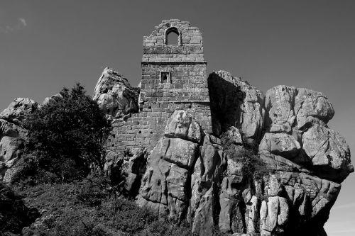 cornwall monastery rock