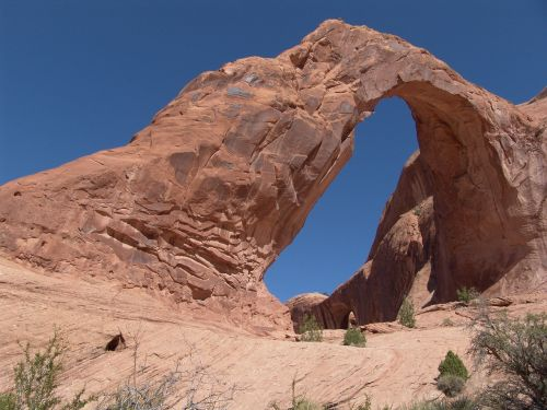 corona arch moab utah