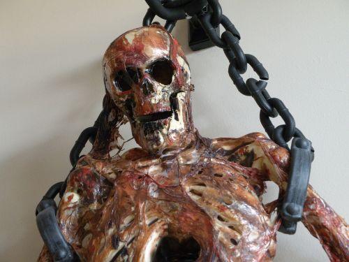 corpse halloween scary
