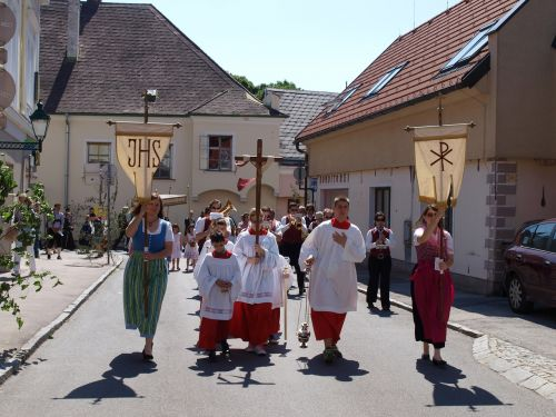 corpus christi procession church