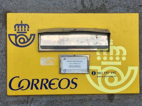 correos postbox spain